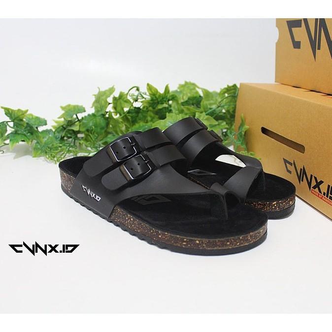 Promo Termurah New Promo Sandal Pria Produk Distro Bandung CVNX.ID Gratis Ongkir