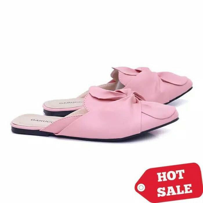 Sepatu Sandal wanita   Sepatu Sandal perempuan Sandal Bustong Wanita Sendal  cewek Grc keluaran terb 5d1f8d7808
