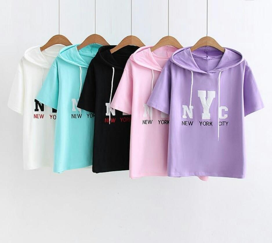 Grand LMS Hoodie NYC Bahan Babyterry Fit to L / Kaos Hoodie / Baju Hangat / Baju Tebal / Sweater Pendek / Kaos Sweater / Atasan Muslim / Atasan Wanita / Baju Jalan / Jaket Motif