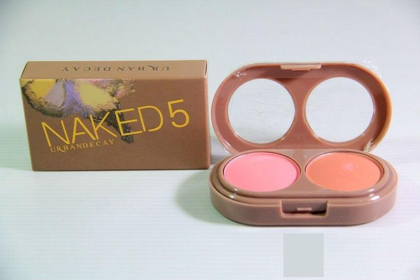 Blush On 2 Color Makeup Natural Brighten The Skin Face Cheek Blushes N5