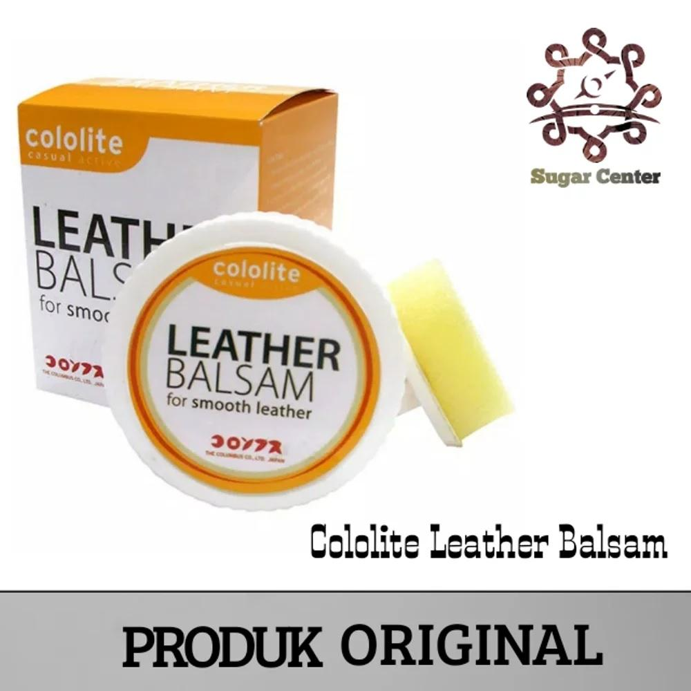 Cololite Leather Balsam Pembersih Kulit/Perawat Kulit/Leather Care