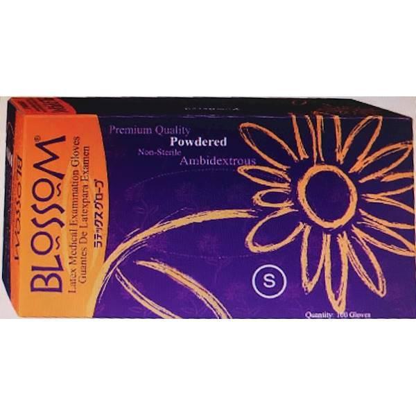 Sarung Tangan / Glove Powder Latex  Blossom