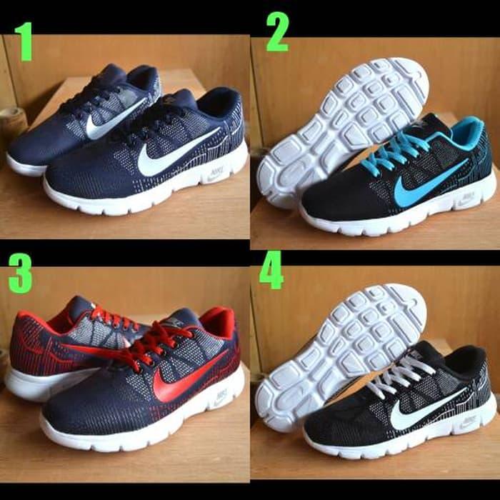 sepatu nike air max running lari olahraga cowok pria man sekolah kerja -  GigLCf b2b05d5b59