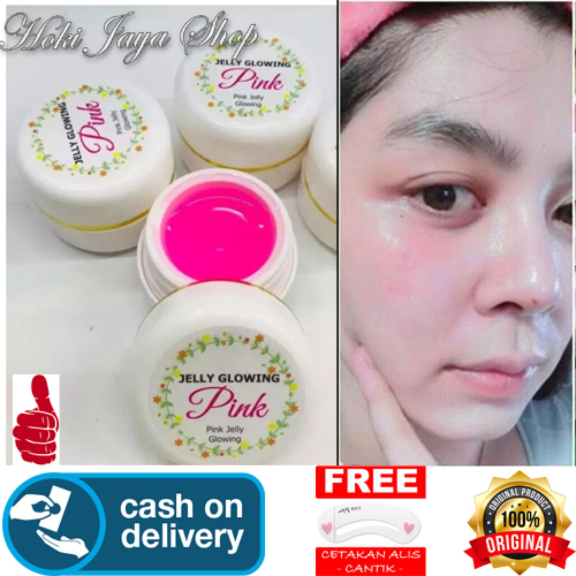 Buy Sell Cheapest Hn Cream Pelembab Best Quality Product Deals 30gr Gratis 1paket Hoki Cod Jelly Glowing Pink Whitening Original 100 Cetak