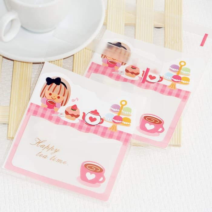 HOT PROMO!!! plastik cetakan mould kue puding pastry kotak egg kue kering biskuit - OaDakN
