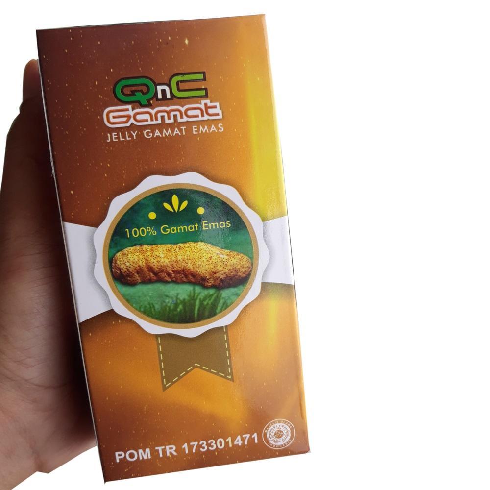 Harga Obat Batuk Menahun Alami Paling Ampuh Qnc Jelly Gamat Asli 100 Jeli Emas Original Rp 155000
