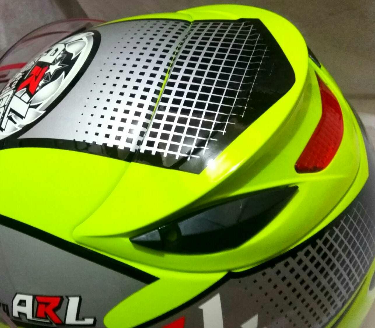 Face Motif Circuit Sport Catalunya - SNI - Double Visor - Busa.
