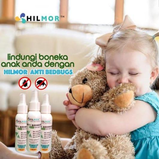ESS Pemberantas Tungau Hilmor Anti Bedbugs (Kutu Kasur, Karpet, Sofa, Boneka)