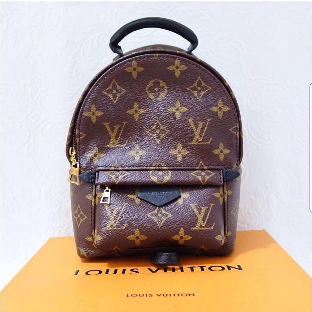 Louis Vuitton Palmsprings Backpack Mini Monogram