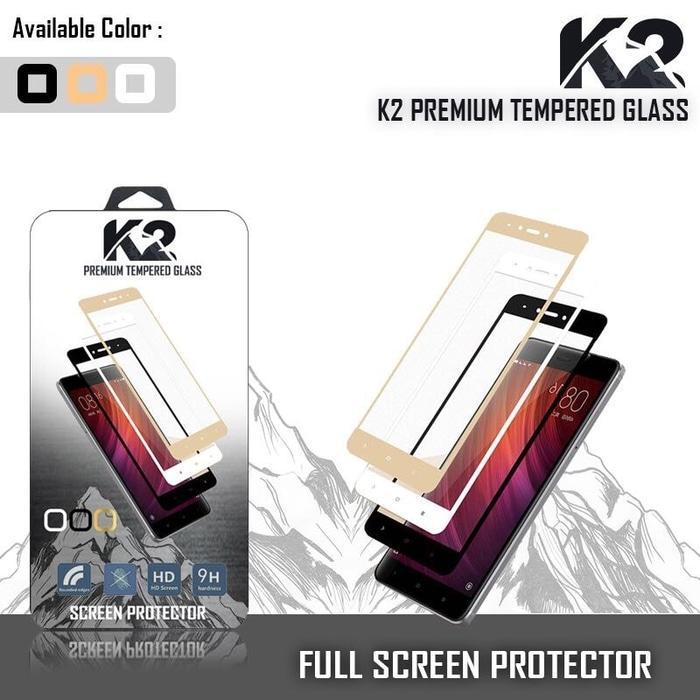 BEST SELLER BISA COD, Tempered Glass WARNA K2 PREMIUM FULL LAYAR SAMSUNG/XIAOMI/OPPO/LG Harga Diskon, Promo Termurah, Bayar di Tempat - NOURISHH INDONESIA