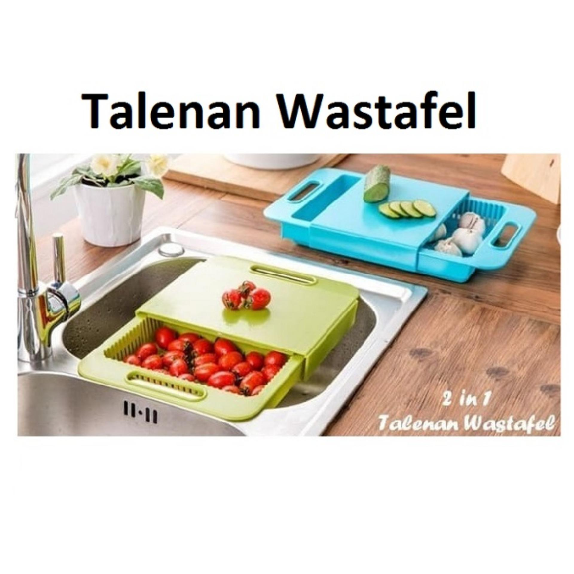 AE4011 Outdoor Chopping Board Praktis 2in1 Talenan Wastafel