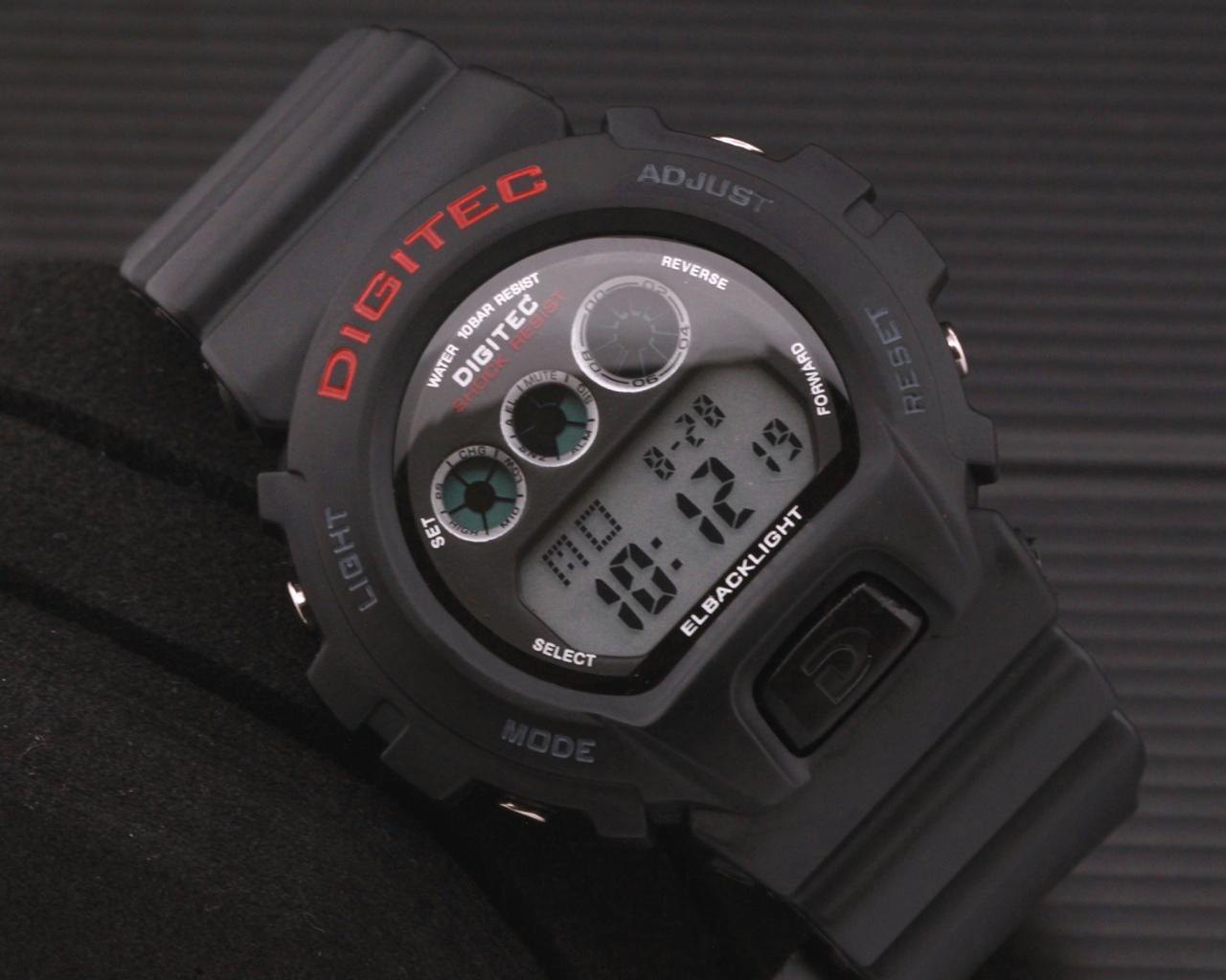 Jam Tangan Digitec DG 2098 Digital