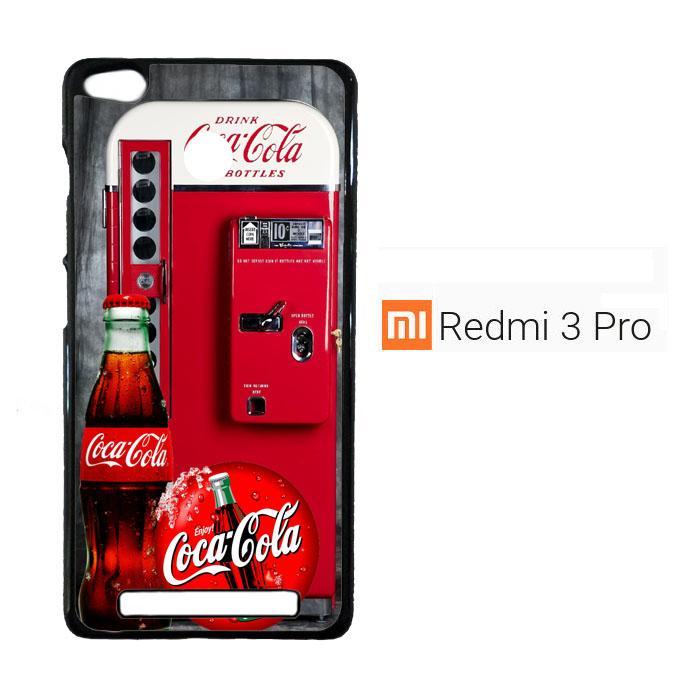 Coca-Cola Vending Machine W3422 Casing Xiaomi Redmi 3 Pro / Redmi 3S