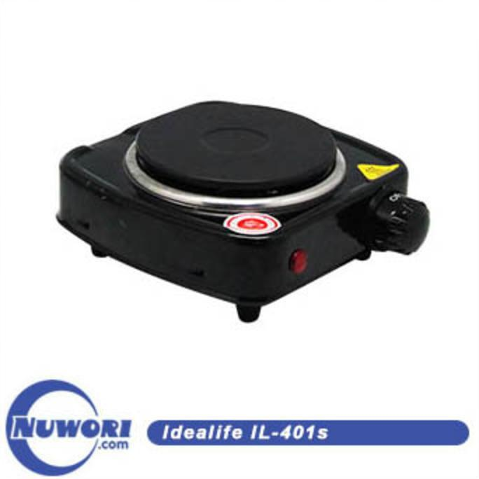 Kompor Listrik 1 Tungku - Idealife Il-401S Electrical Stove (Single