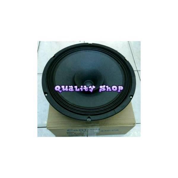 Hot Promo Dijual Speaker fullrange canon 1230 pa  12 inch   mantap buat vocal dan bass 350 watt Berkualitas