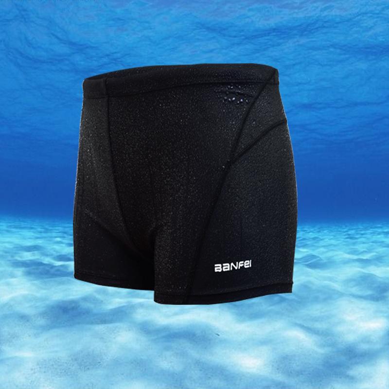 Model baru Celana Renang Pria petinju Baju renang air panas Pantai cepat kering ukuran besar pertandingan