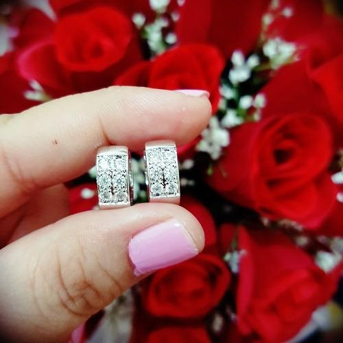 anting cantik silver xuping