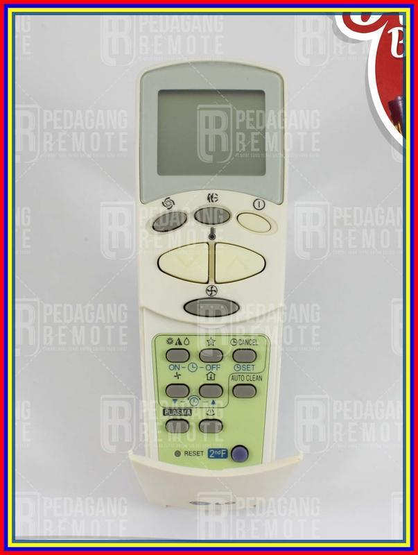 Remot Remote Ac Lg Original 6711A20077U