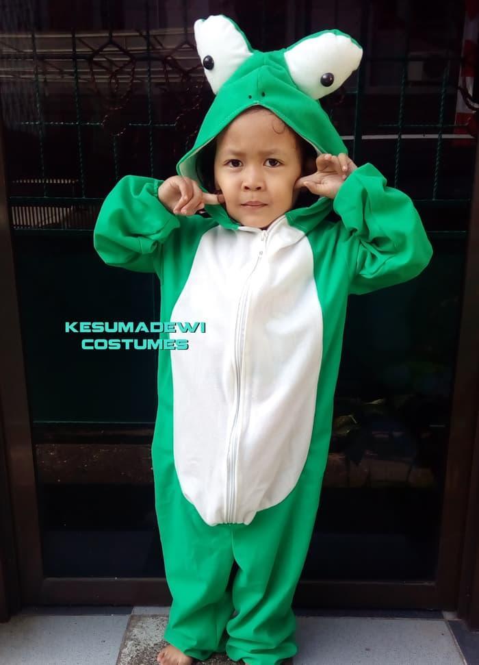 Promo: KodokU002Fkatak, Baju Karnaval Pentas Seni Anak Kostum Karakter Binatang - ready stock