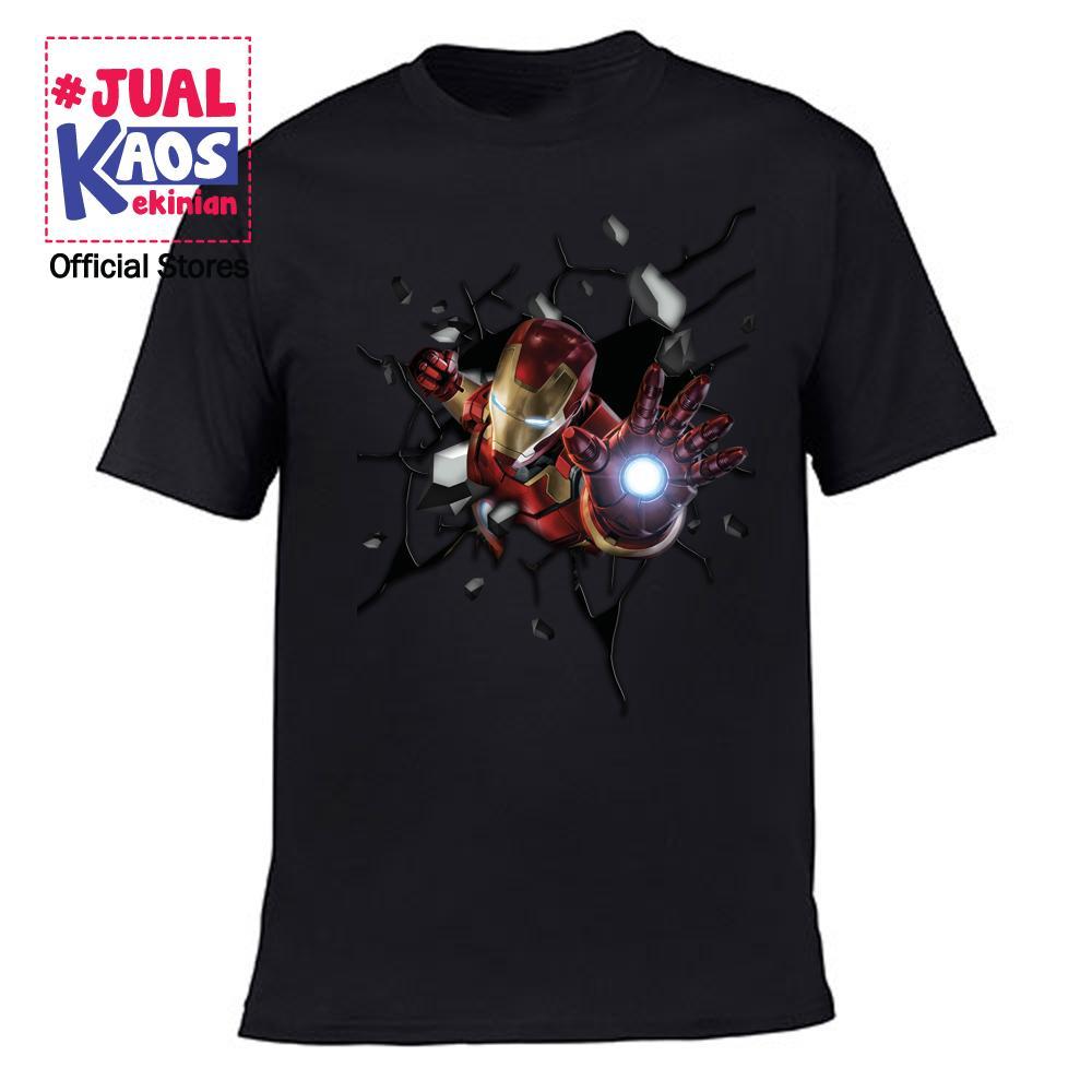 Kaos Jw 1 Jual Kaos Jualkaos murah / Terlaris / Premium / tshirt / katun / distro / family / anak / surabaya / Super hero / Ironman