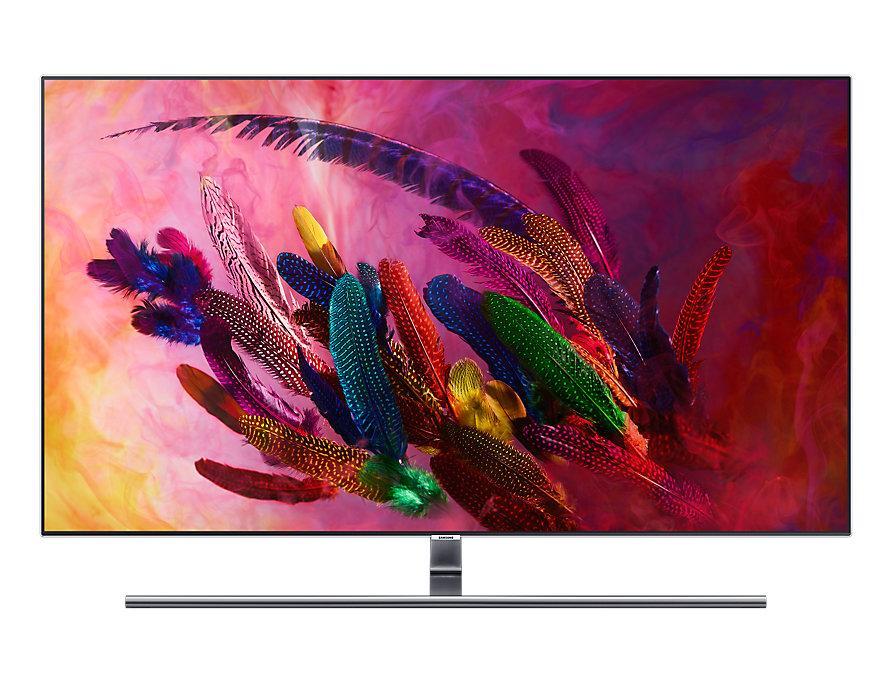 Samsung QLED 4K Smart TV 55Q7FNA - Khusus Jadetabek