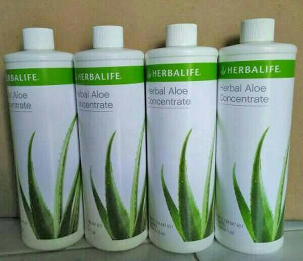 herbalife-aloe concentrate
