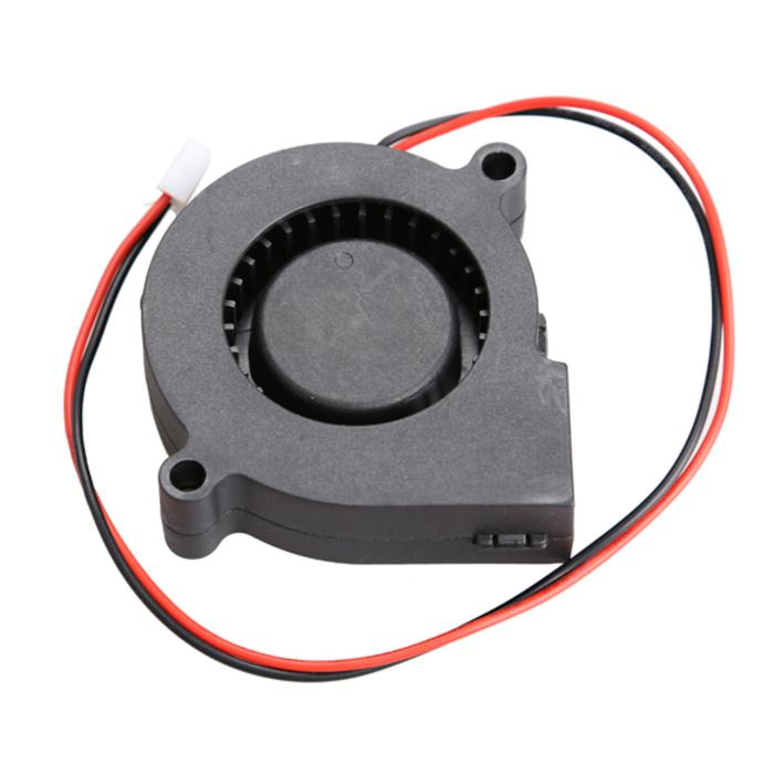 3d printer cooling Blower Fan 2 Wires 5015S 12V 0.14A 50x15 keong