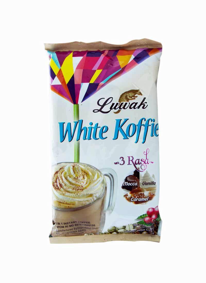 Buy Sell Cheapest Warung Koffie Batavia Best Quality Product Deals Biji Bubuk Kopi Robusta Tinggi Premium Coffee 1 Kg Luwak White 3 Rasa 10x20g