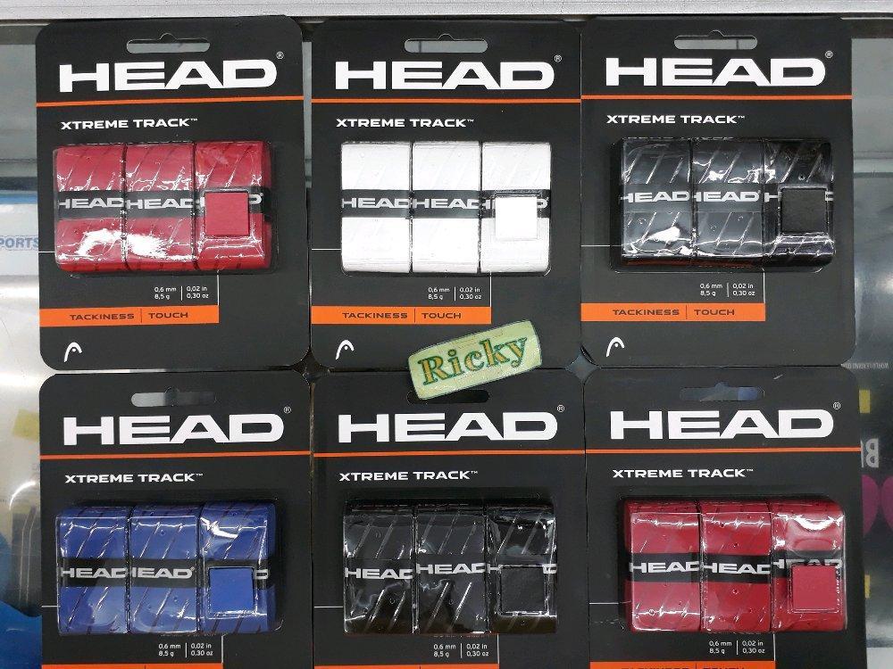 Grip Head Xtreme Track Overwrap 3in1 - Original By Damai Sport.
