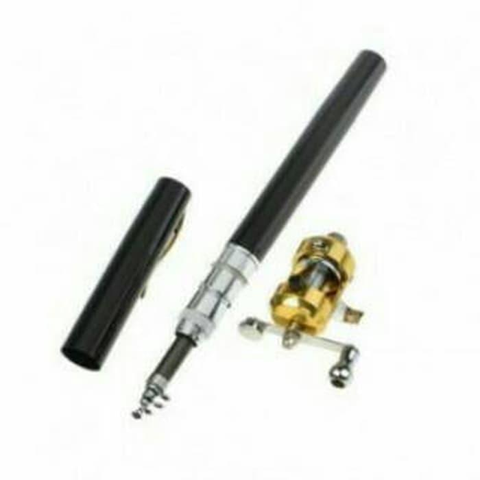 Pen Fishing/ Pancingan mini/ Kail/ Outdoor/ Pancing/ Ca