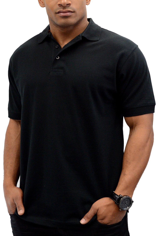 Kaos Polo / Polo Lacoste / Polo Shirt Cotton Pique / Baju Kerah Pria