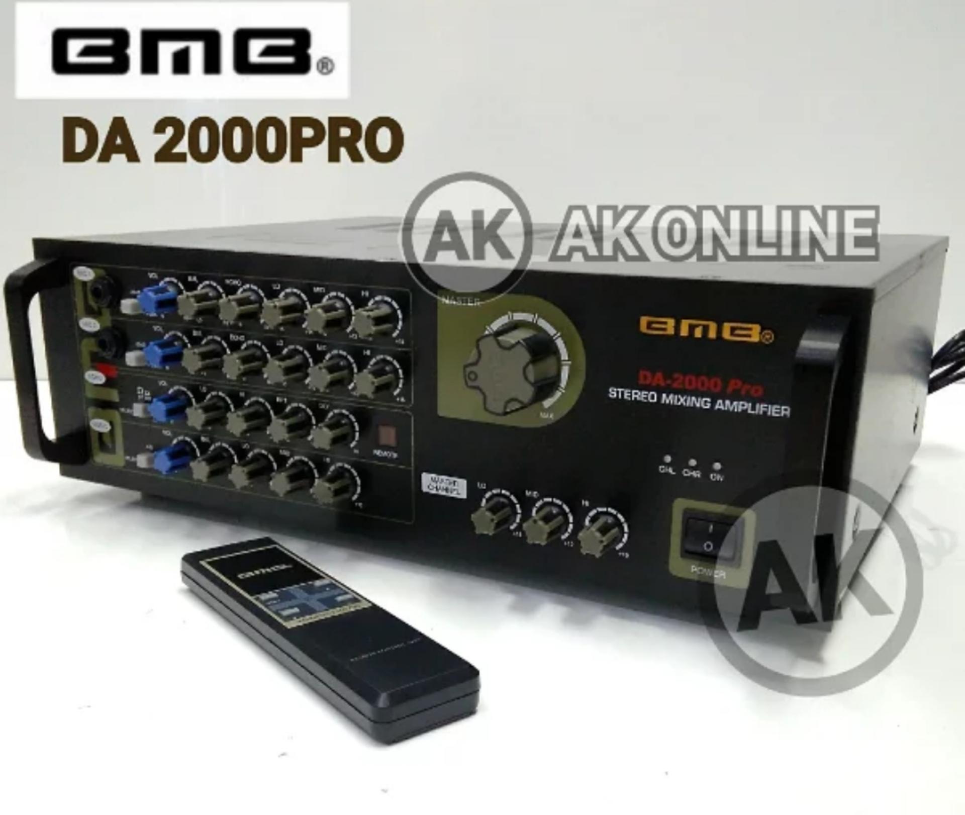 Ampli BMB Da 2000 Pro