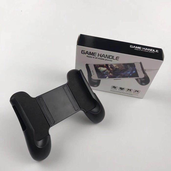 lanjarjaya Game Pad Standing Mobile Game Controller joy stik handphone joystik hp warna random