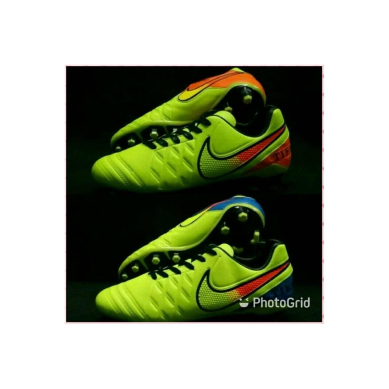 Ogardo Pele Sepatu Futsal Pria Blue Orange Daftar Harga Terlengkap Nike Hypervenom Phelon Ii Ic 749898 703 Hijau Bola Tiempo Legend Hitam Oren