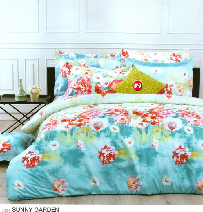 Bedcover Kendra Modern 180 - Sunny Garden By Ayonis.
