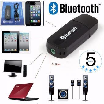 Pencarian Termurah Bluetooth Music Receiver Berkualitas 5STAR - USB Audio Dongle 3.5mm - Hitam / Putih harga penawaran - Hanya Rp12.494