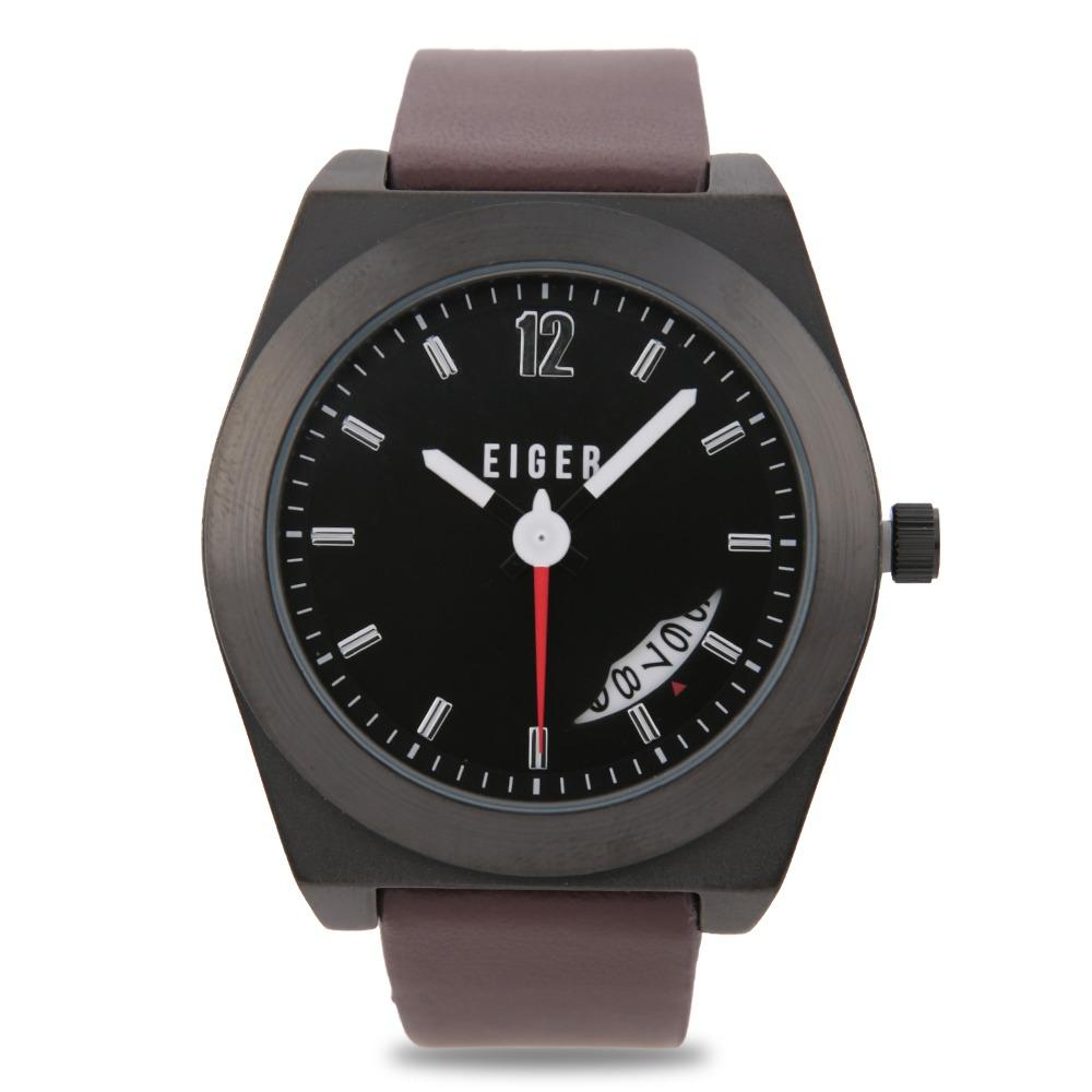 Eiger 1989 Sked Watch - Black