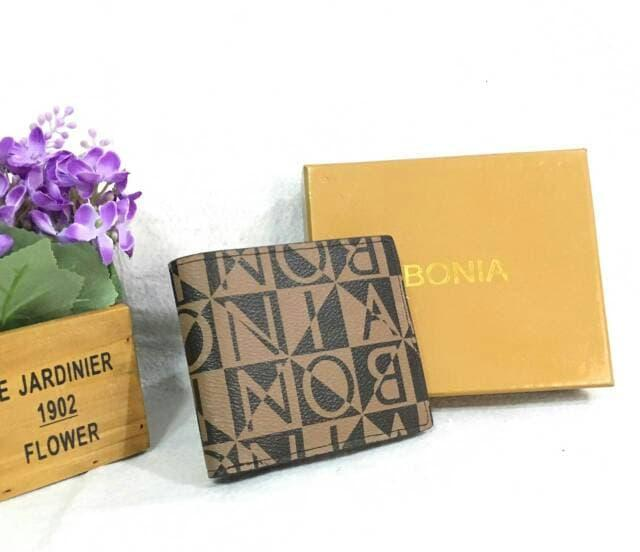 DOMPET PRIA BONIA SUPER BRANDED IMPORT - HH2AL2