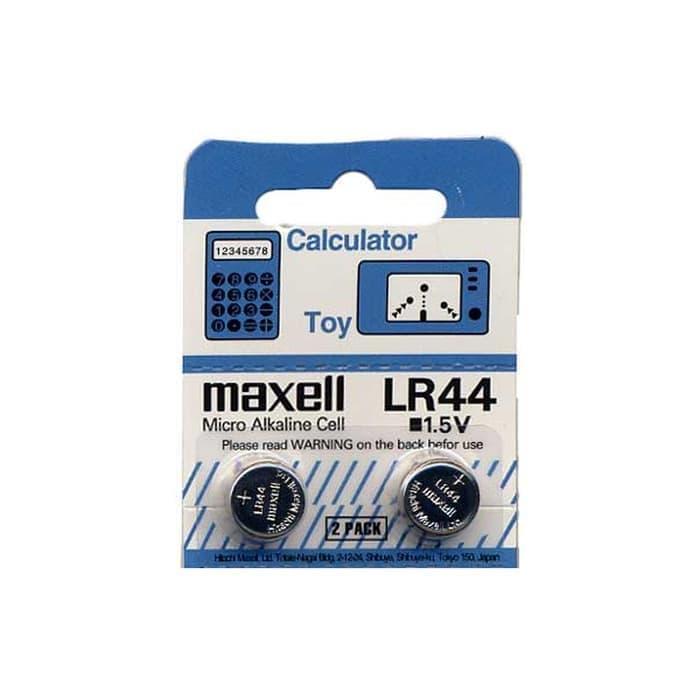 Maxell Baterai LR44