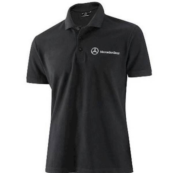 POLO SHIRT MERCEDES BENZ KAOS TSHIRT KERAH OBLONG PRIA TRENDY -
