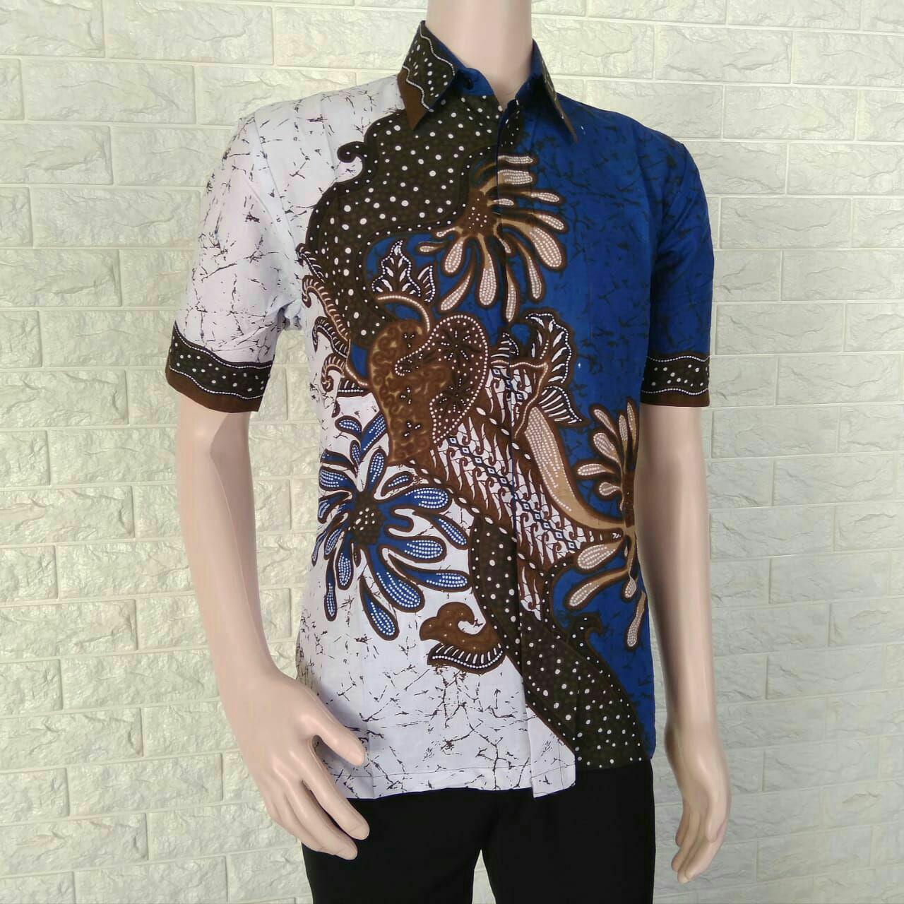 Baju Batik Pria Modern Terbaru Baju Batik kantor Batik Atasan Kerja Kemeja Batik Pria Pekalongan Kemeja Batik Kombinasi Kemeja Batik Pria Elegan Terbaru Keren Kemeja Batik Hem Batik  Hem Batik Pekalongan Hem Batik Kombinasi Hem Batik Cowok  Azka Batik