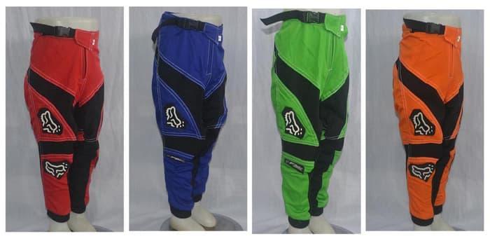 Best Seller!! Celana Motocross U002F Celana Trail Anak U002F Celana Grasstrack Anak Kecil - ready stock