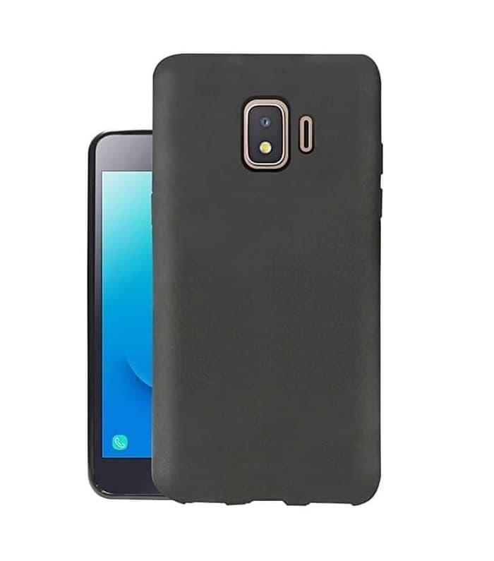 UltraSlim Black Matte Hybrid Case for SAMSUNG GALAXY J2 CORE [Black]