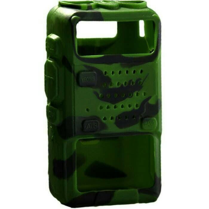Silicon Case for Baofeng UV5R UV-5RA UV-5RB UV-5RC UV-5RD