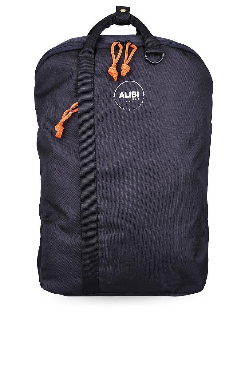 Alibi Men Bags Backpacks Fashion backpacks Black Shoulder Bag