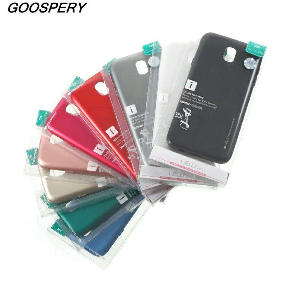 Buy Sell Cheapest Mercury Soft Feeling Best Quality Product Deals Goospery Iphone X Jelly Case Mint Samsung Galaxy J7 Plus