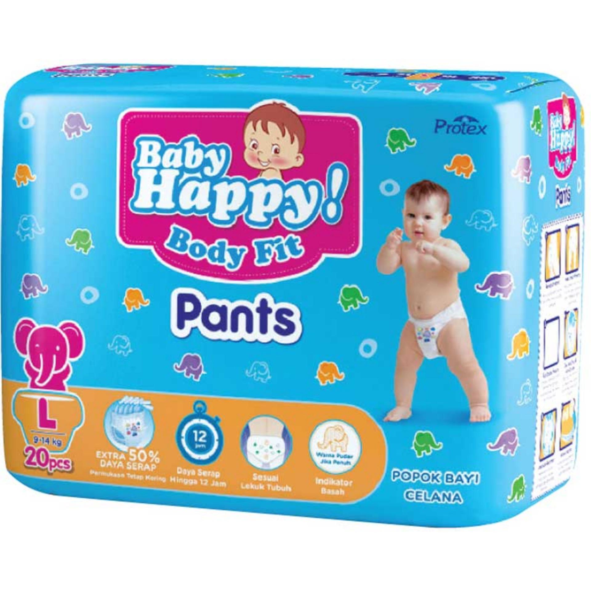 Baby Happy Pants L-20