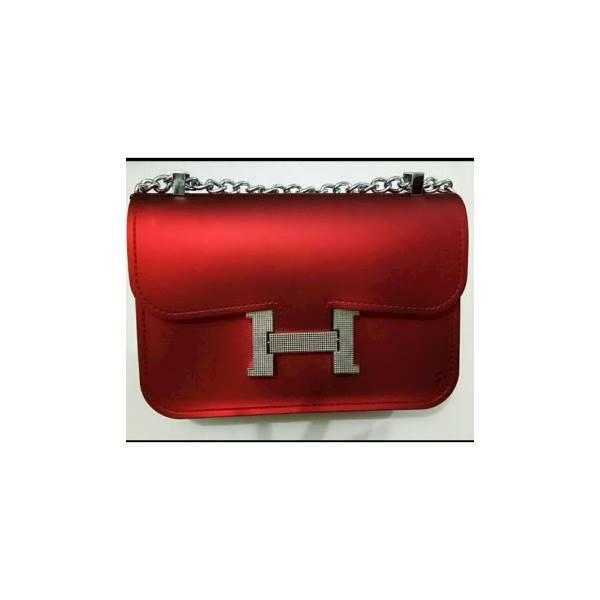 Hot Promo Tas Wanita Hermes Jelly Matte Import Ukuran 23Cm