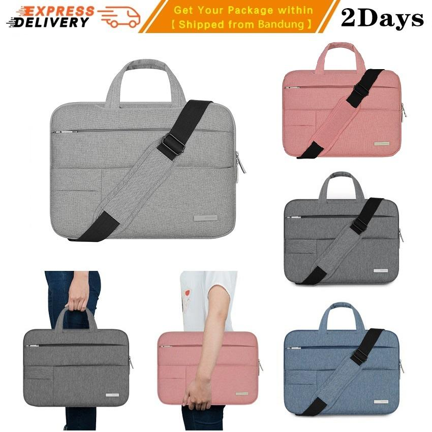 Tas Laptop Selempang 11 Inch 12 Inch 13 Inci  Xiaomi Acer Dell HP Asus Lenovo Macbook Pro Air Toshiba IBM Sling Notebook Bags Messenager Bag Sleeve Bag
