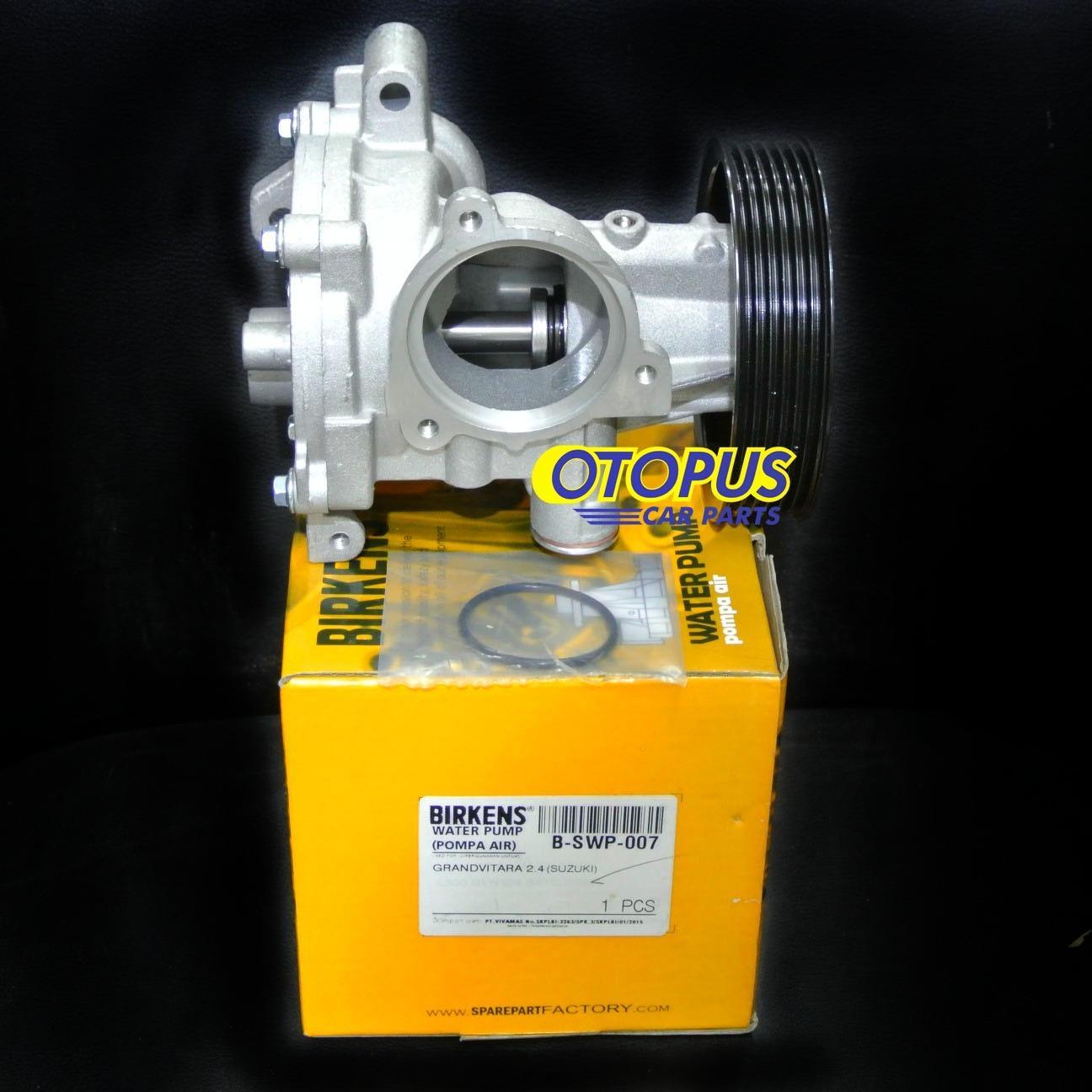 Water Pump Suzuki Grand Vitara 2.4 2008-2009 17400-78893-000 Pompa Air Grand Vitara 2.4